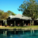 Safari Lodge from swimming pool