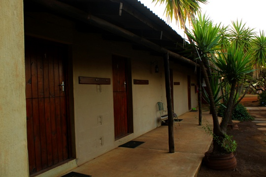 Research Camp Rooms