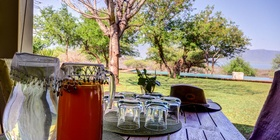 White Elephant Safari Lodge - Luxury Tented Accommodation