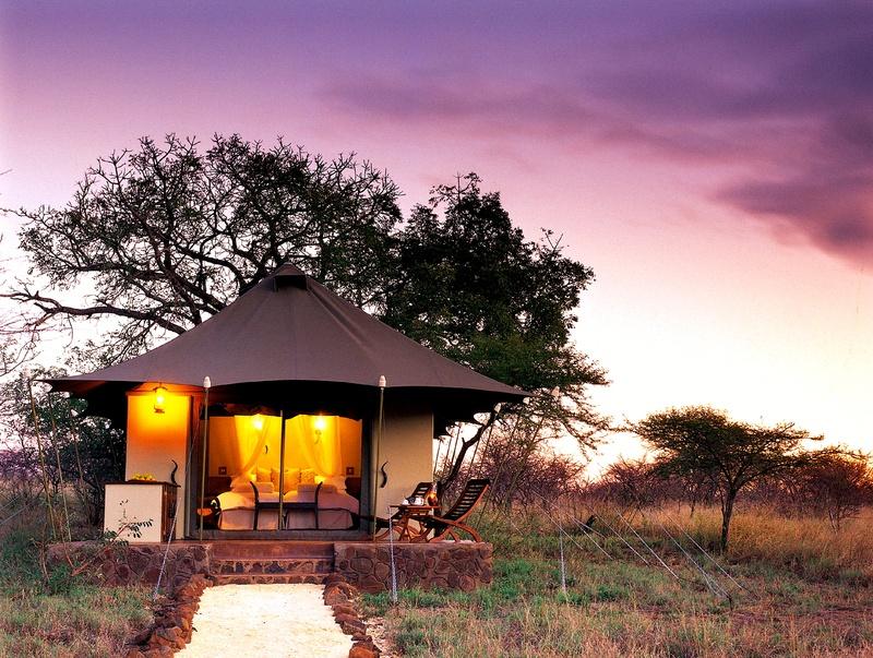 Luxurious Tented Rooms ... & White Elephant Safari Lodge - Luxury Safari Accommodation