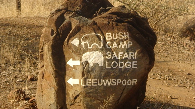 Bush Camp, White Elephant Safari Lodge