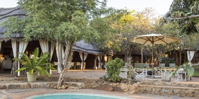 White Elephant Bush Camp - Exclusive use villa