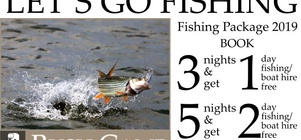 White Elephant Bush Camp Fishing Package