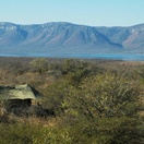 Our luxury tents are scattered in bush to create privacy