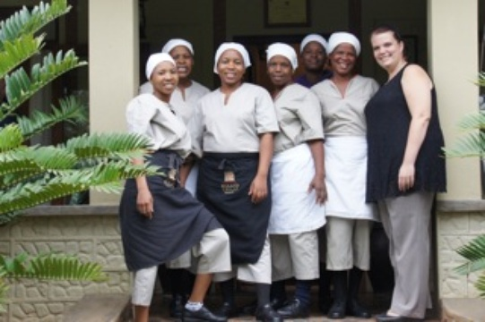 Safari Lodge Staff 2012